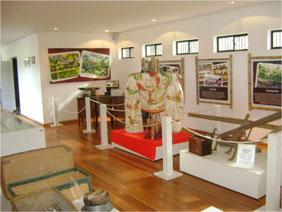 Memorial da Colônia Japonesa - Cultura